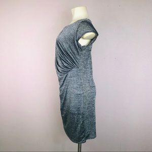 Desigual Dresses - Desigual Metallic Knit Dress NWOT